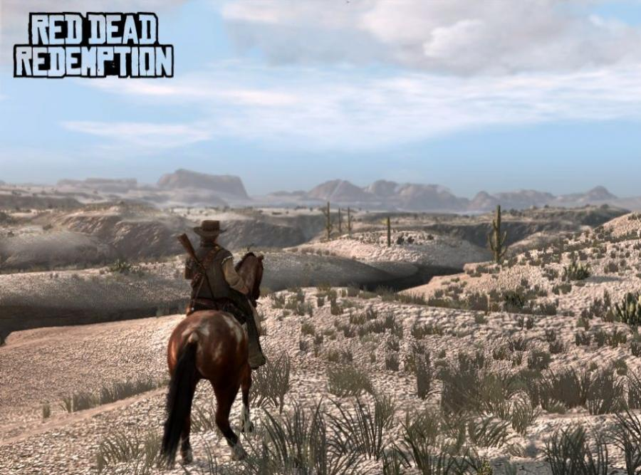 """Red dead redemption"" - droga do odkupienia"