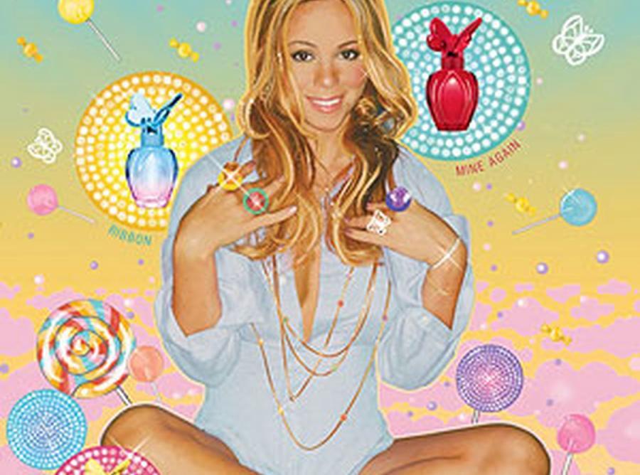 Mariah Carey w krainie lizaków