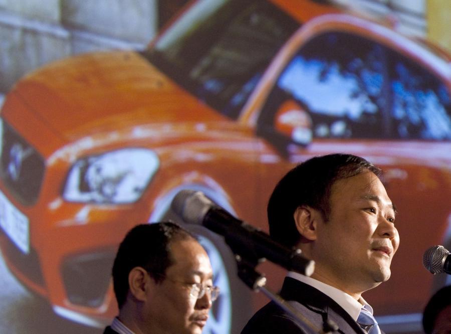 Stało się! Chińczycy mają Volvo