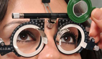 Choroby oczu nie bolą