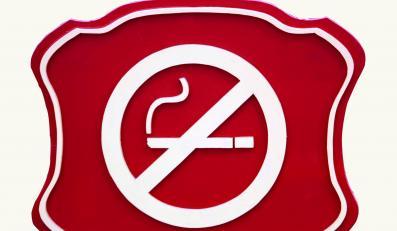 W sklepie nie można promować palenia