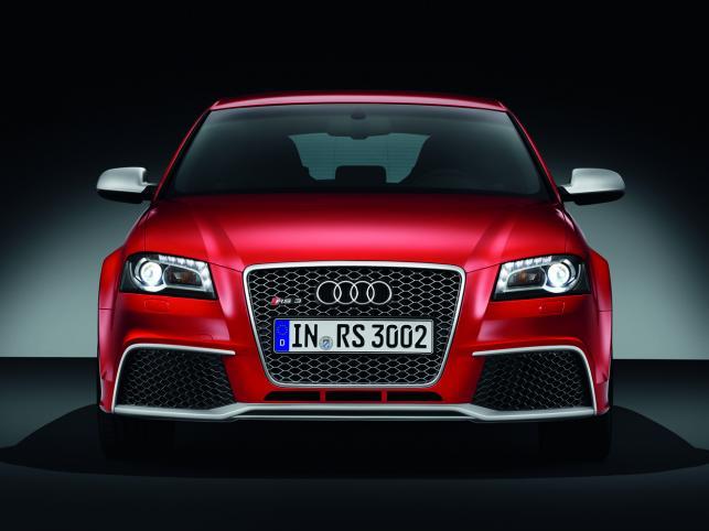 Audi spuściło ze smyczy sportową wersję modelu A3, czyli RS3 sportback