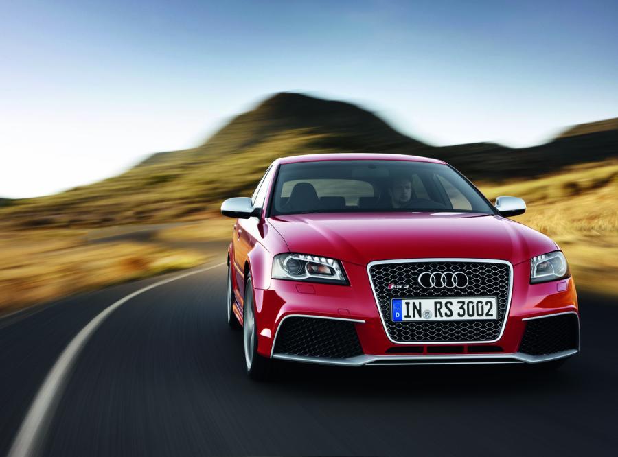 Rekordowa sprzedaż Audi