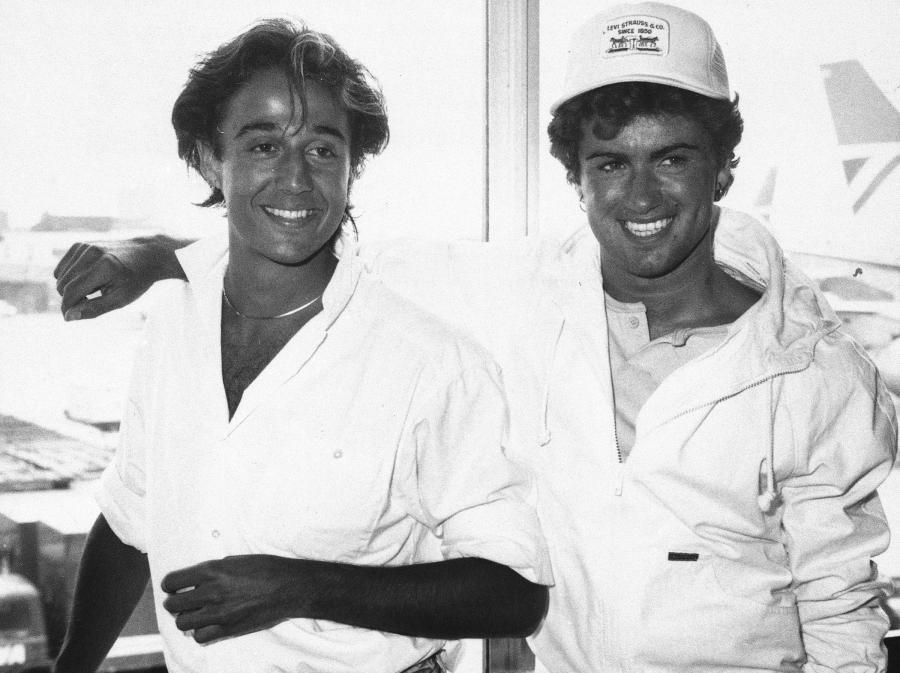Duet Wham! w roku powstania ich największego hitu - 1984