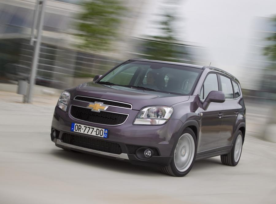 Chevrolet pędzi na podbój kolejnego kraju…