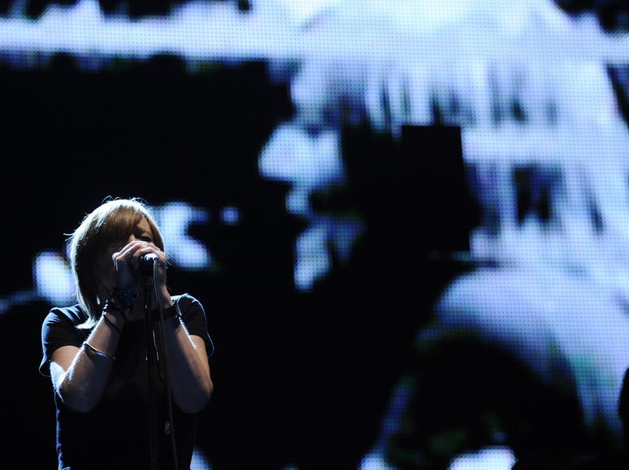 Wokalistka Portishead – Beth Gibbons
