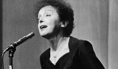 Édith Piaf śpiewała dla Niemców