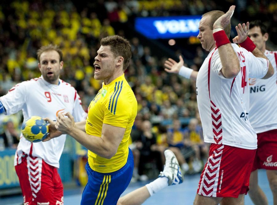Polacy kontra Szwedzi