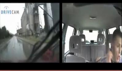 Młodzi kierowcy wiozą śmierć! Oto dowody z ukrytej kamery