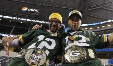 Zwycięstwo Green Bay Packers w Super Bowl