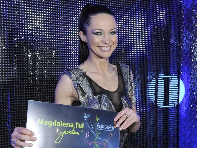Magdalena Tul wygrała krajowe eliminacje i będzie reprezentowała Polskę w konkursie piosenki Eurowizji