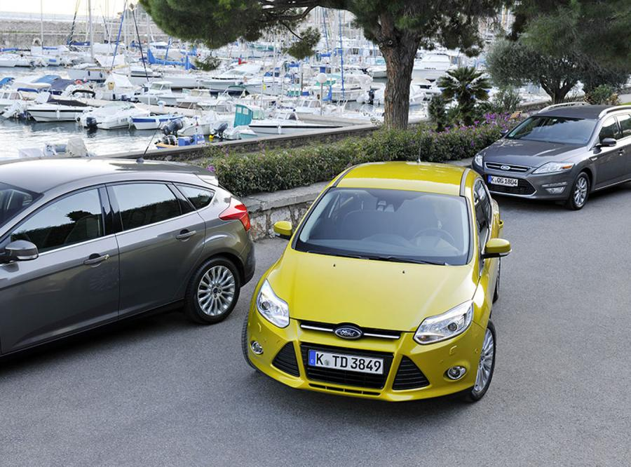 Ford przebił Toyotę. Nieoczekiwana zmiana miejsc