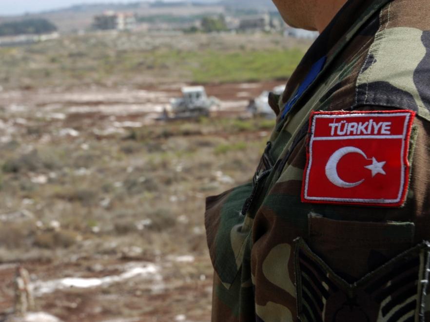 Siły tureckie weszły do Iraku i atakują kurdyjskie bazy