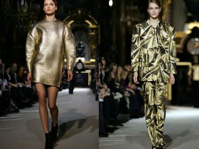 Stella McCartney z kolekcją jesień-zima 2011/2012 na Paris Fashion Week
