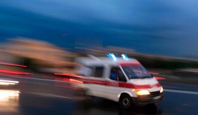 Dwie osoby ranne w wypadku awionetki niedaleko Jastarni