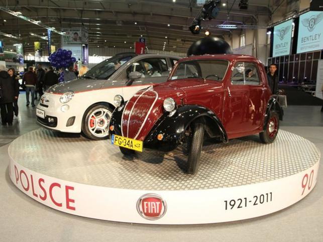 Jedna premiera światowa, czternaście premier polskich, łącznie około 800 eksponatów zaprezentowano podczas targów Motor Show, które odbyły się w Poznaniu. Targi odwiedziło rekordowe 46 tysięcy zwiedzających...