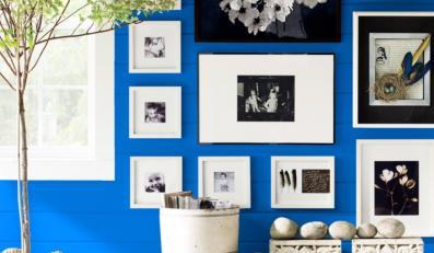 Pomaluj ściany na mocne kolory