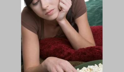 Popcorn lekarstwem na doskwierające osamotnienie?