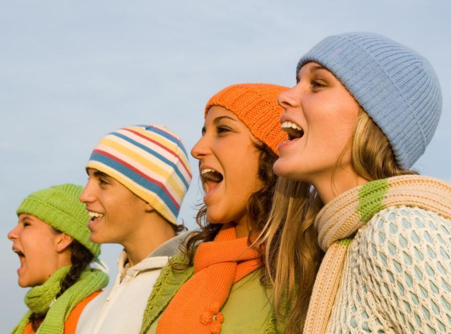 Śpiew może obniżyć ciśnienie krwi skuteczniej niż medykamenty