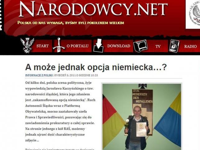 """""""Aroganccy i bezczelni śląscy separatyści"""""""