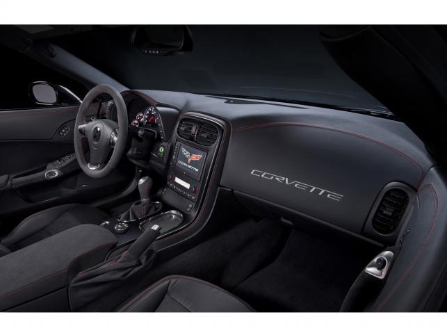 Corvette Z06 dla uczczenia 100. urodzin Chevroleta