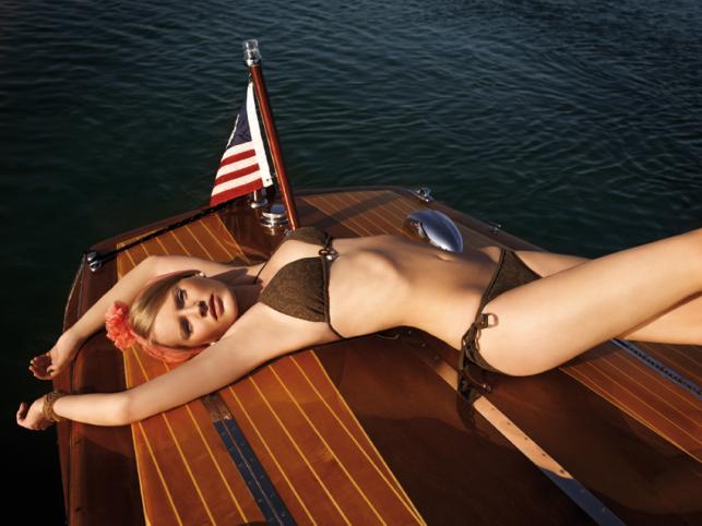 Plaża to jest TO! - kolekcja kostiumów Censored lato 2011