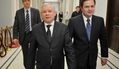 Kaczyński o polskim gazie: Może trafić w niepowołane ręce