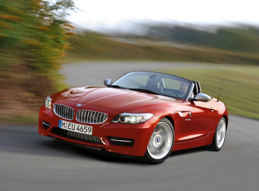 BMW Z4 z nowym silnikiem TwinPower Turbo