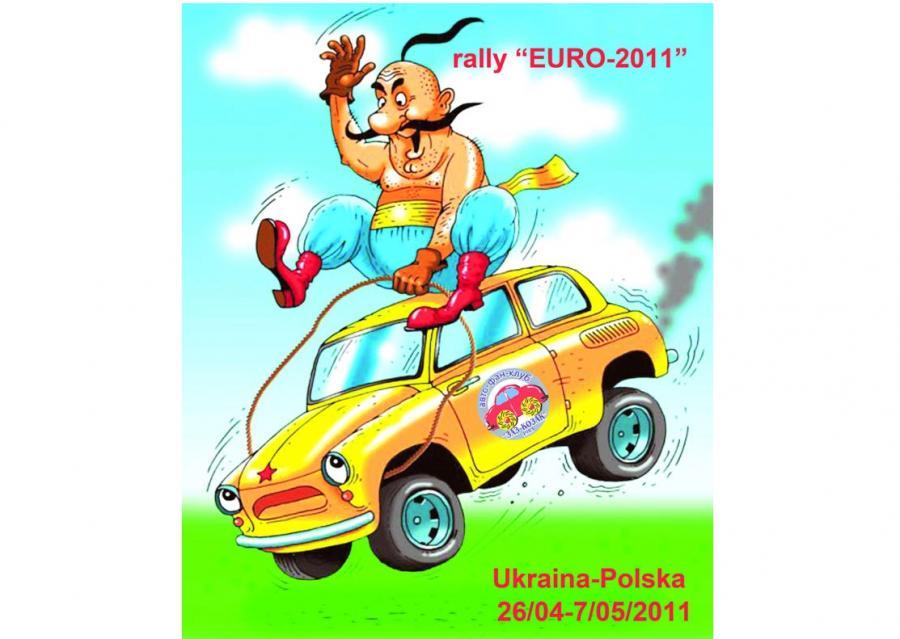 W Polsce! Rajd ukraińskich zaporożców