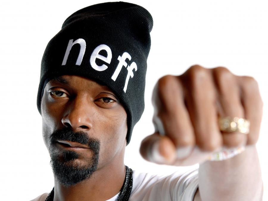 Snoop Dogg – hiphopowa maskotka