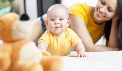 Każda chwila spędzona z dzieckiem jest cenna.