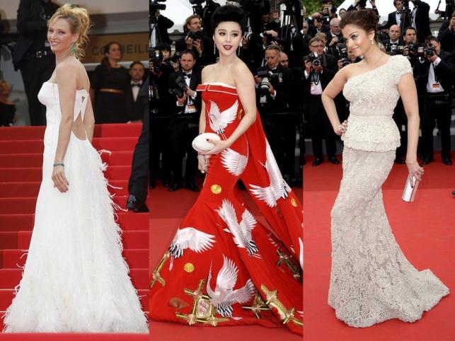 Cannes 2011: zobacz gwiazdy w kreacjach od najlepszych projektantów