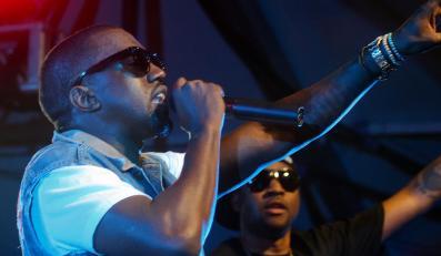 Kanye West główną gwiazdą Coke Live Music Festival