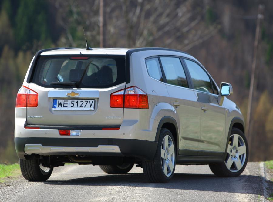 Chevrolet orlando 2.0/165 KM