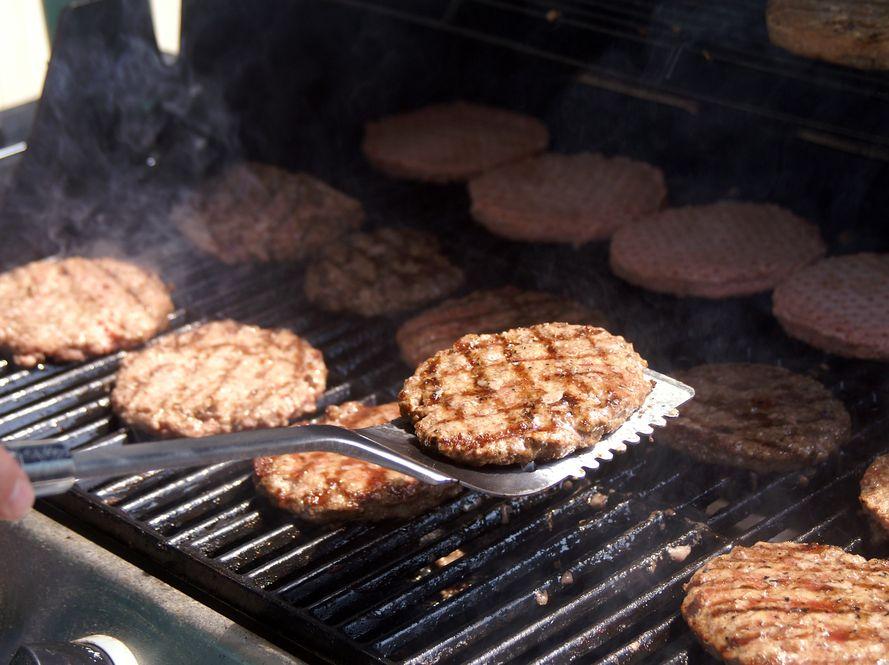 Hamburgery, zdjęcie ilustracyjne