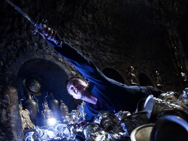 1. Harry Potter i Insygnia Śmierci: część II (premiera: 15 lipca)zęść II