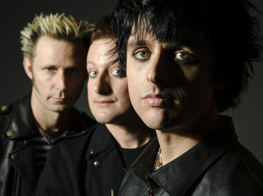 Green Day chwyta dzień