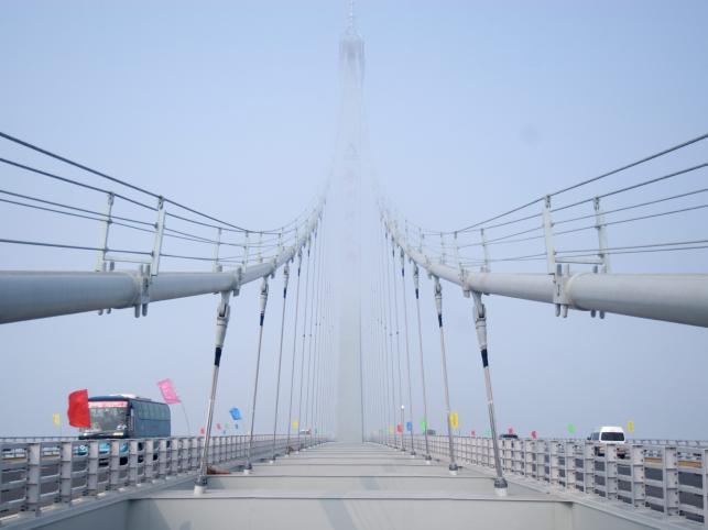 Oto najdłuższy most świata