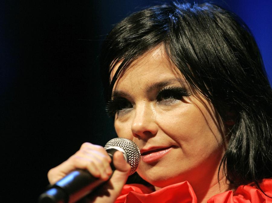 Björk znów z Michelem Gondrym