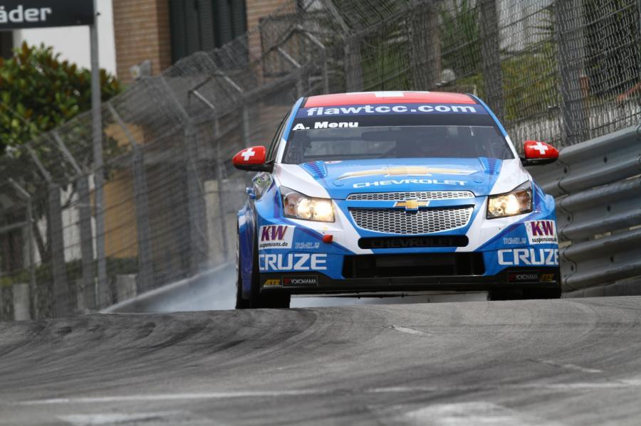 Dublet Chevroleta w Porto!