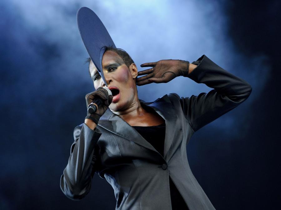 Nie będzie Amy Winehouse, będzie Grace Jones!