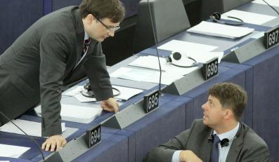 Zbigniew Ziobro w Europarlamencie