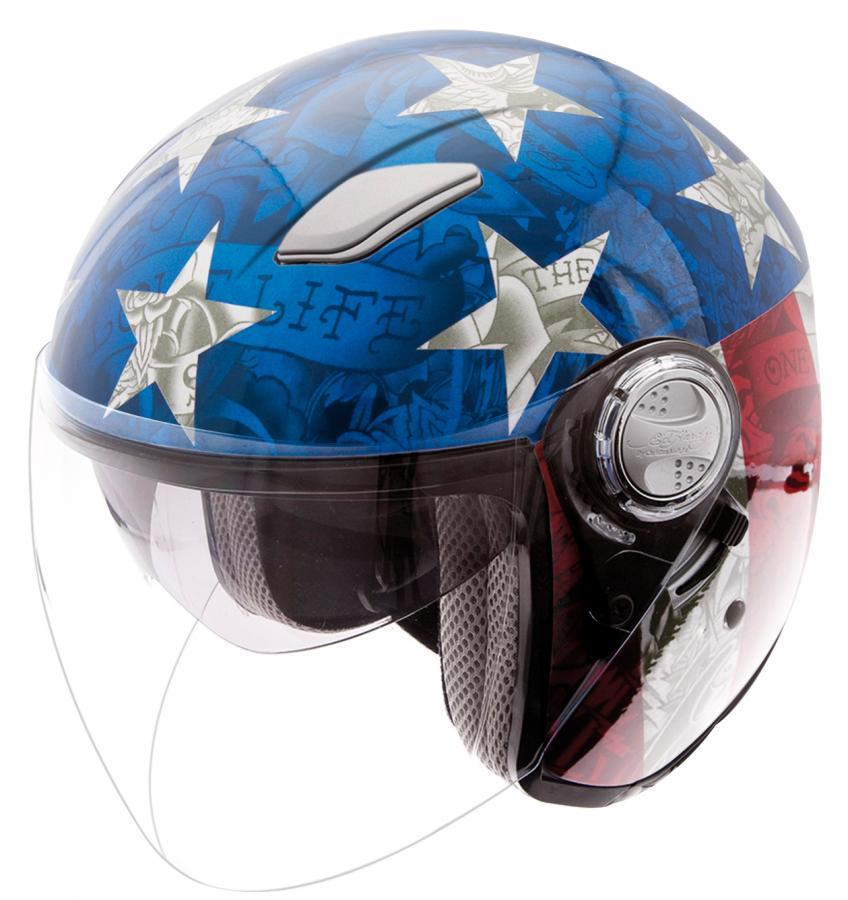 Produkty ekskluzywnej marki ED Hardy sygnowane przez projektanta Christiana Audigier są już dostępne w salonach motocyklowych Suzuki.
