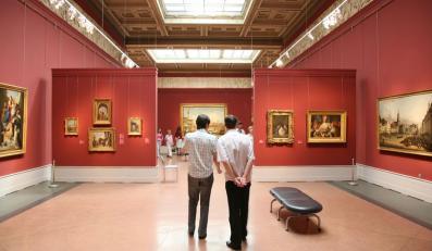 Obraz znowu będzie wisiał w sztokholmskim muzeum