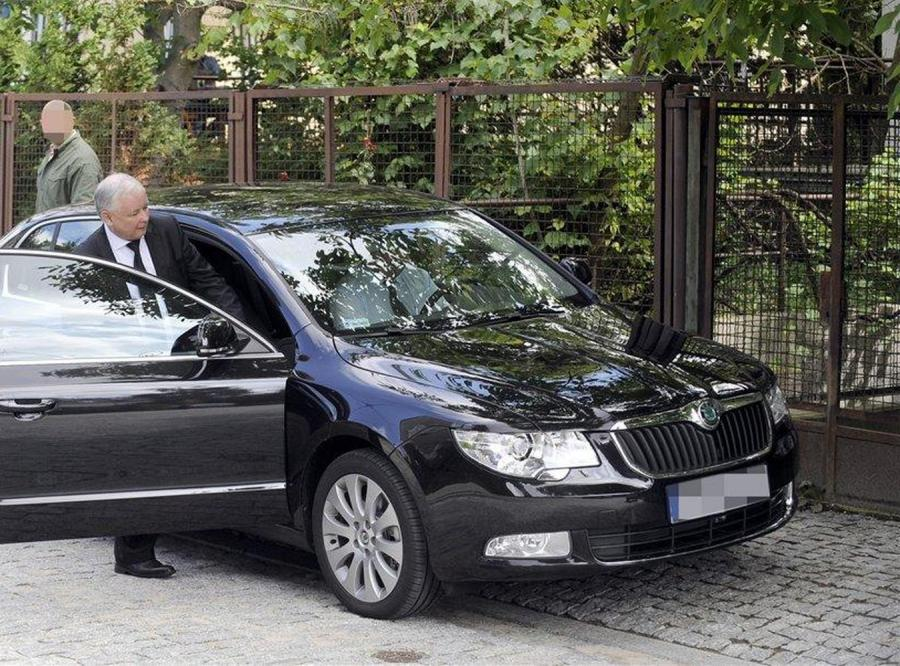 Nowa skoda Kaczyńskiego