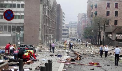 Norweskie władze: Zamachowiec z Oslo to Norweg