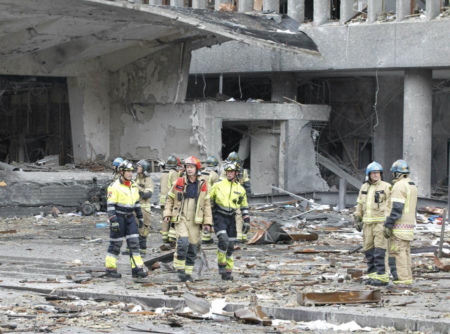 USA, UE i NATO potępiają wydarzenia w Oslo
