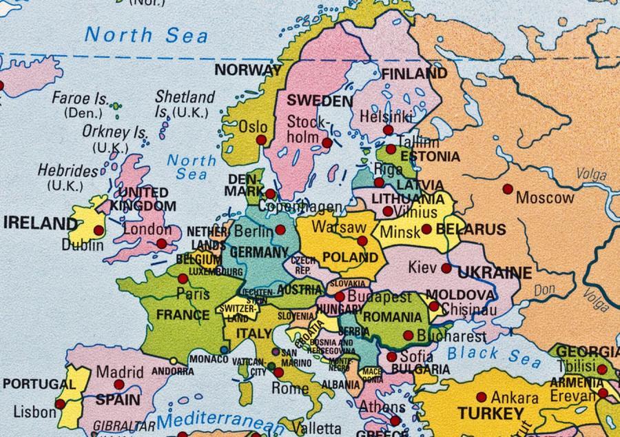 Według Breivika Słowacja \