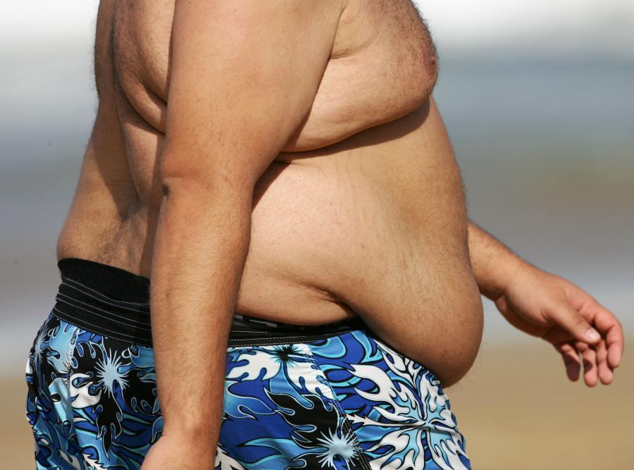 Najgrubszy człowiek świata ważył pół tony