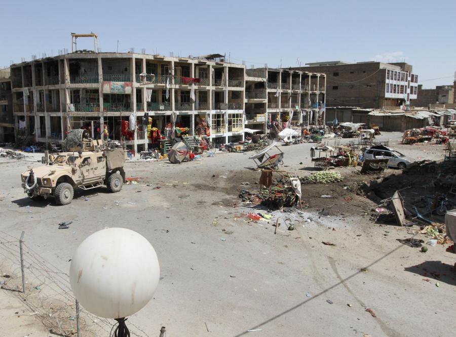 Burmistrz Kandaharu zginął w zamachu